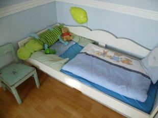 Kinderzimmer unseres Sohnemanns