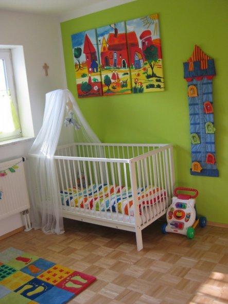 Kinderzimmer 'Zwergi`s Reich'