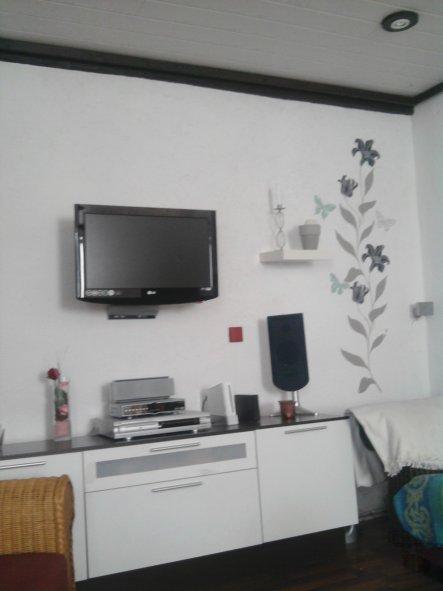 wohnzimmer wände tapeten:Wohnzimmer 'Wohnzimmer/Essbereich' – Wohnzimmer/Essbereich