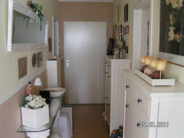 flur diele la vita von raumhexe 26526 zimmerschau. Black Bedroom Furniture Sets. Home Design Ideas