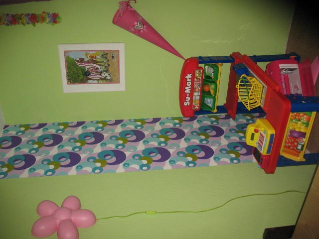 Kinderzimmer 39 m rchenzimmer 39 m dchenzimmer zimmerschau - Wandfarbe poco ...