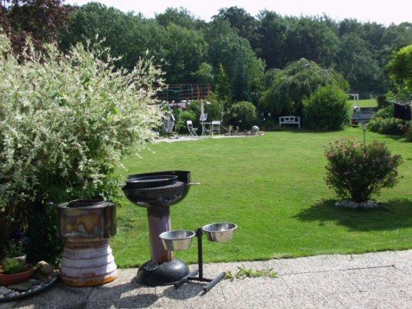 Garten 'mein Garten/Terrasse'