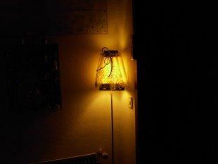 Tipp & Trick 'alter Lampenschirm etwas verändert'