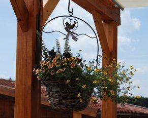 Terrasse / Balkon 'Terrasse mit Aussicht'