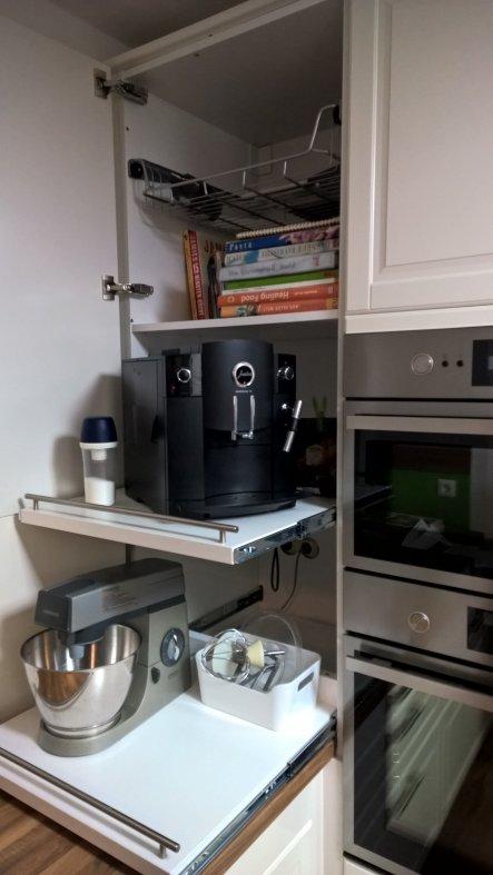 k che 39 meine neue k che 39 unser zuhause zimmerschau. Black Bedroom Furniture Sets. Home Design Ideas