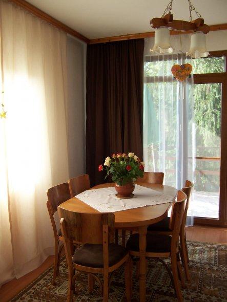Wohnzimmer 'Wohnen/Essen/Kochen'