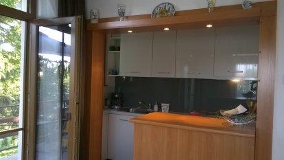 Stilmix 'Wohnen/Essen/Kochen'