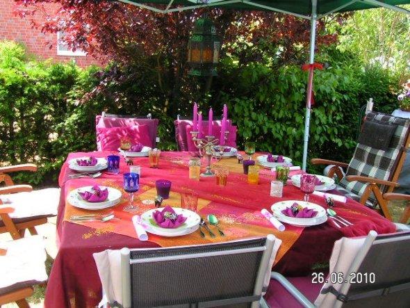 Deko 39 Tischdeko Perfektes Dinner 39 My Home Is My Castle