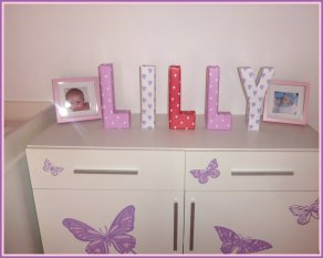 Lilly´s Zimmer
