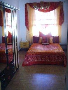 Exotisch 'altes Schlafzimmer'