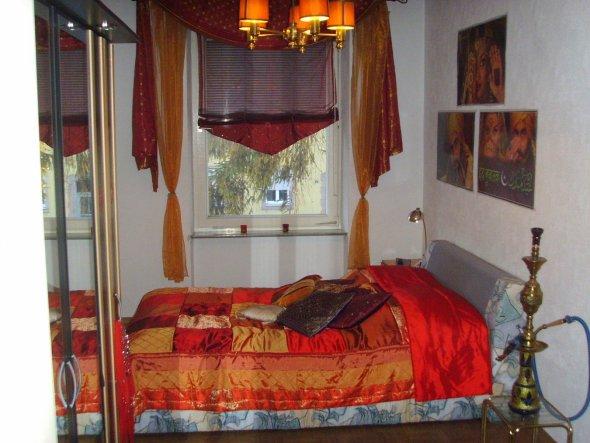 schlafzimmer 39 altes schlafzimmer 39 meine alte harems wohnung zimmerschau. Black Bedroom Furniture Sets. Home Design Ideas