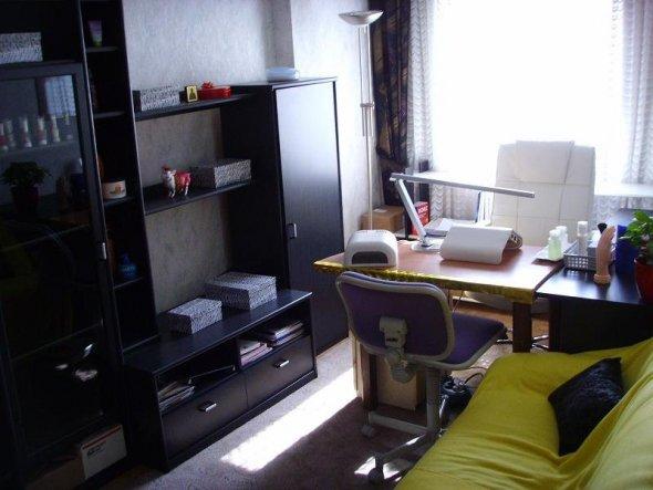 """nachdem ich dekoriert habe... es war anfangs noch ein """"nagelzimmer"""""""