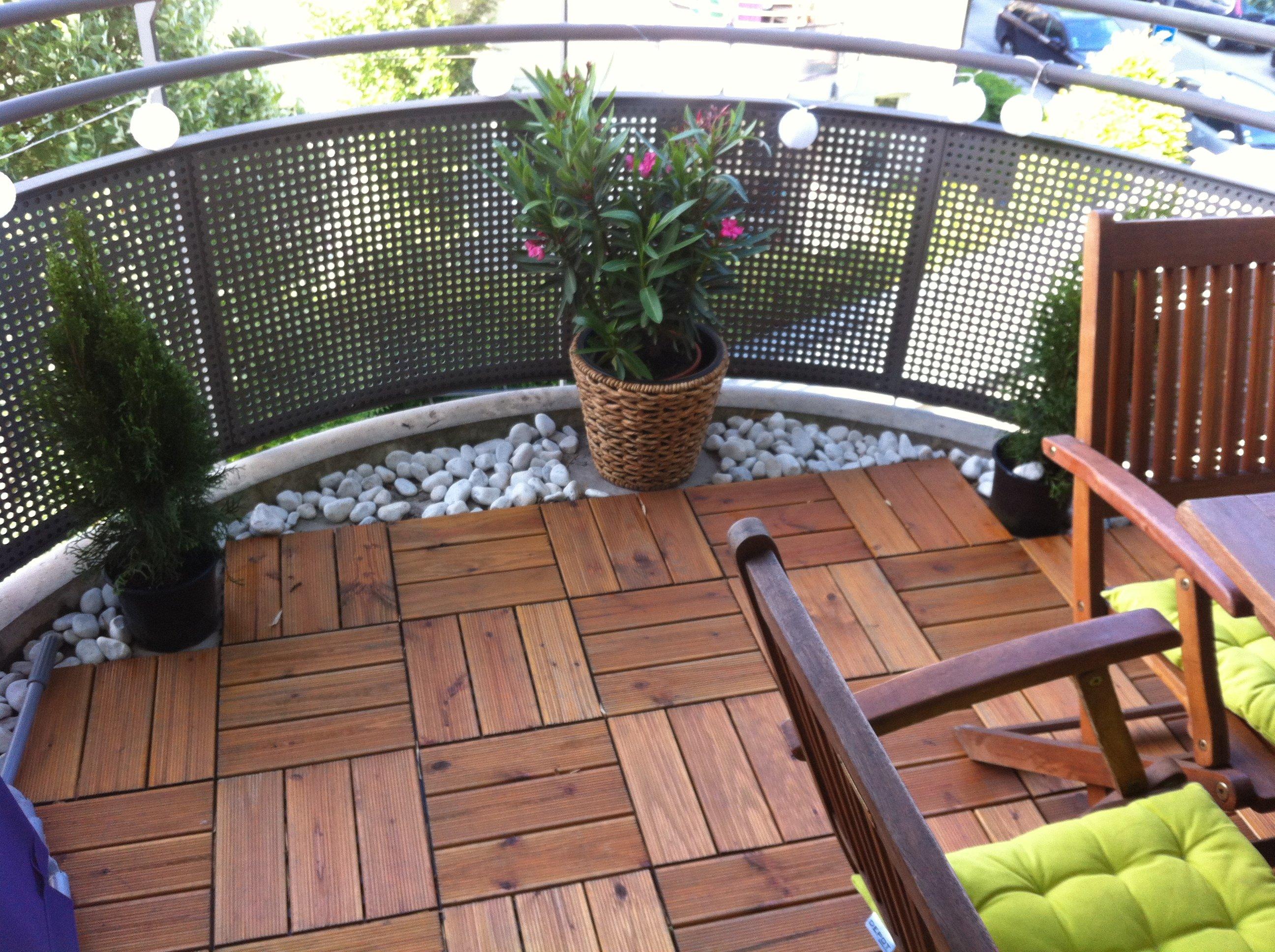 Terrasse Balkon Klein Aber Fein Von Kiwimuc 29169 Zimmerschau