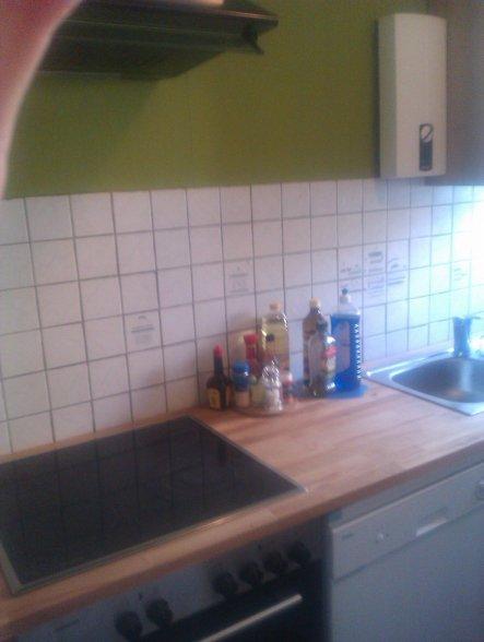 Küche 'Klein, aber fein'
