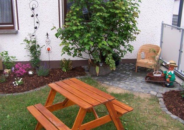 Garten 'Dornröschengarten - klein aber fein'