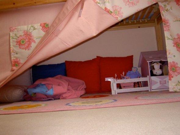 kinderzimmer 39 m dchentraum in rosa 39 mein domizil zimmerschau. Black Bedroom Furniture Sets. Home Design Ideas