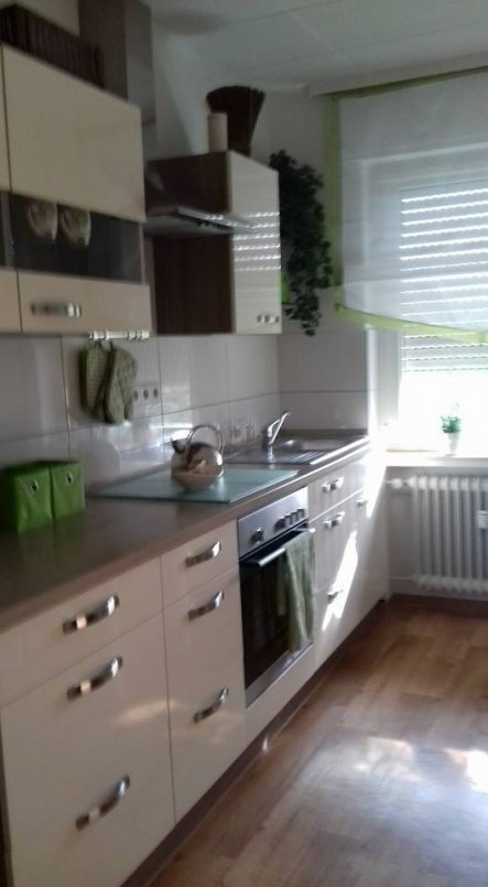 Deko 'my little green kitchen'