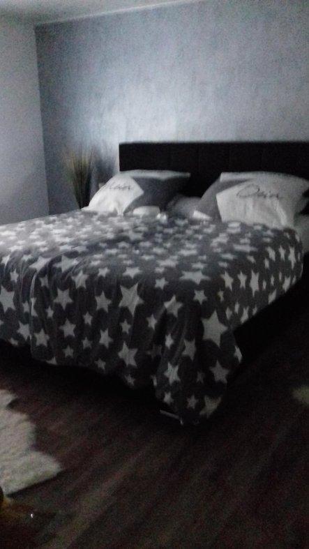 unser gemütliches Schlafzimmer