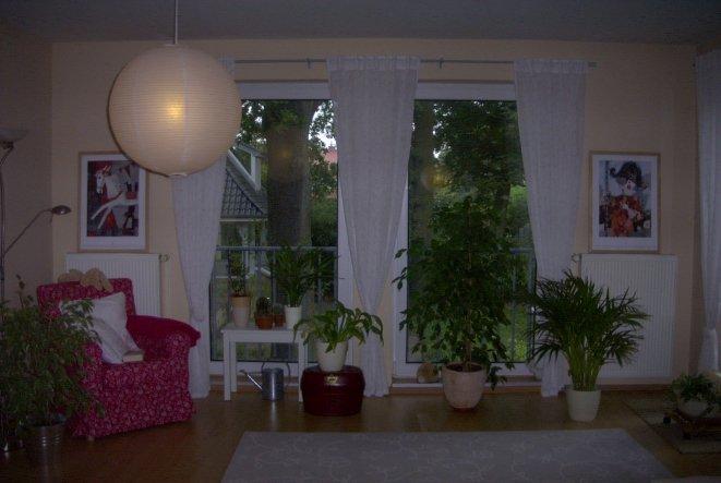 Wohnzimmer 'Der Tanzsaal'