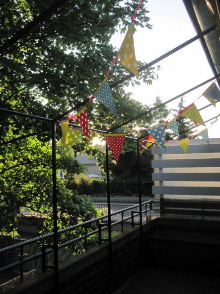 Terrasse / Balkon 'Der Cocktail-Balkon 2010'