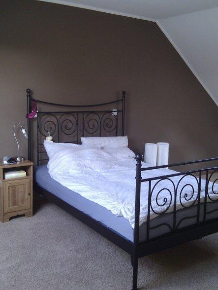 Schlafzimmer 'Fast unter den Sternen...'