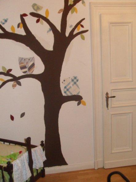 Kinderzimmer 'Mika´s Wunderwald'