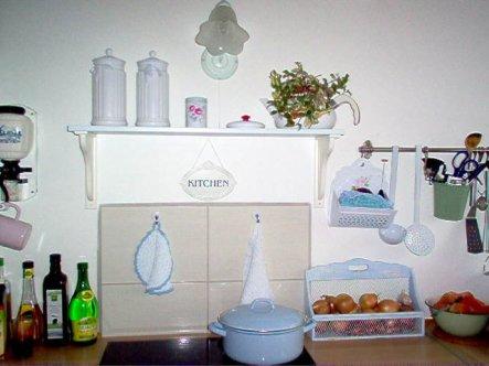 Küche 'Das wird die Küche'