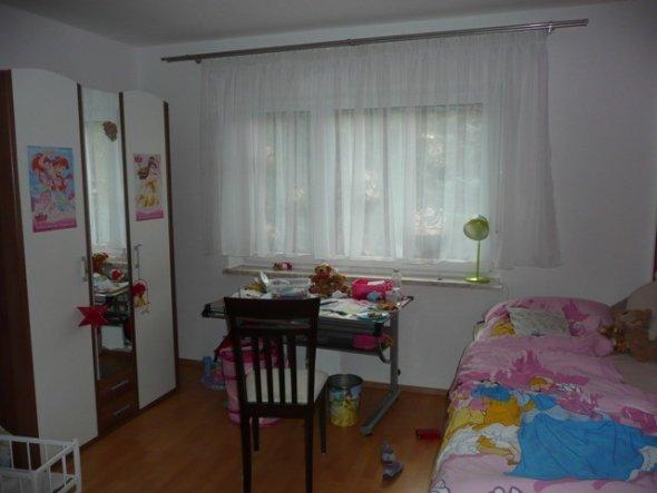 Kinderzimmer 'Hier wohnt die Große...'