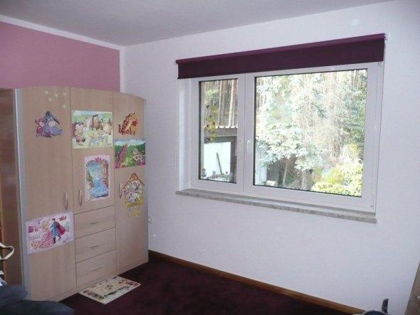Kinderzimmer '...und hier die Kleine'