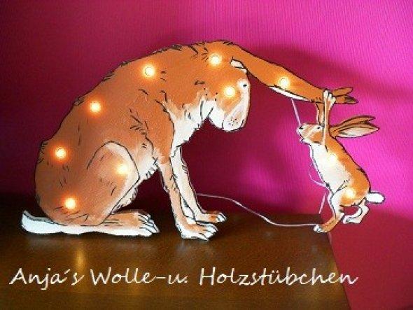 Hobbyraum 'Schlummerlichter'