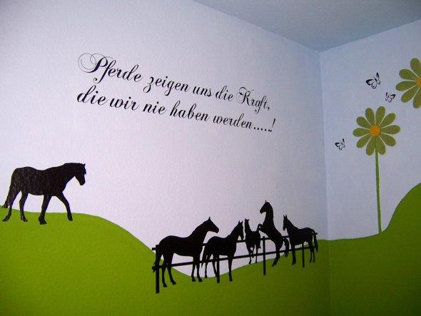 Kinderzimmer 'Pferdezimmer'