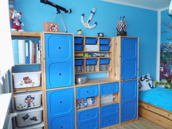 Kinderzimmer 'Piratenwelt'