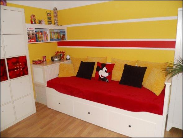 Kinderzimmer Villa Kunterbunt Von Zwergenhaus 34180 Zimmerschau