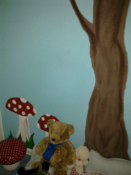 Kinderzimmer 'ALT - Baby's Traumzauberbaum'