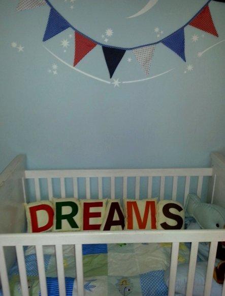 Kinderzimmer 'Sternchenzimmer für meinen Star'