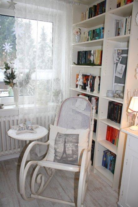 wohnzimmer 'neues wohnzimmer' - bullerbü in weiß - zimmerschau, Wohnzimmer