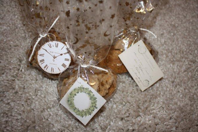 Weihnachtsdeko 'Basteleien für Weihnachten'