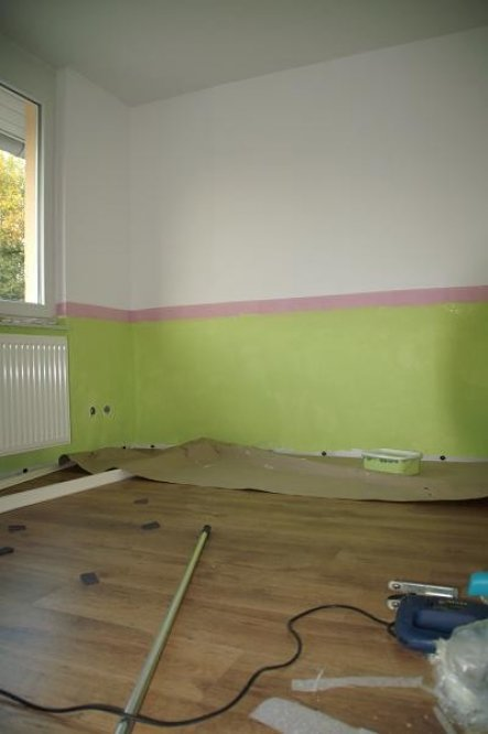 Farbgestaltung Kleines Kinderzimmer : Kinderzimmer Prinzessinnenzimmer  Ab in die Reihe!  Zimmerschau
