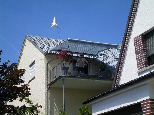 Terrasse / Balkon 'Unser Aussichtsbalkon'