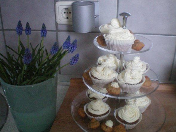Meine ersten Cupcakes!