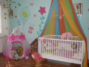 Alicias Kinderzimmer