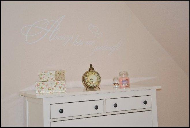 Schlafzimmer 'Romantik pur'