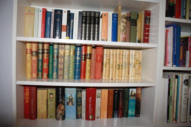 Flur/Diele 'Die Pseudobibliothek & der Flur'