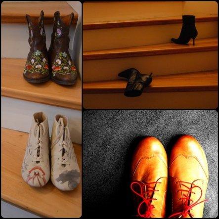Treppen, Fußbodenbelege und sonst keine Hobbys ;-)