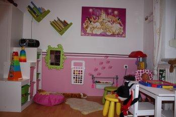 Zimmer unserer Prinzessin