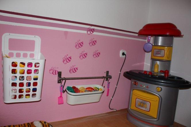 kinderzimmer 39 zimmer unserer prinzessin 39 zimmer meiner prinzessin zimmerschau. Black Bedroom Furniture Sets. Home Design Ideas