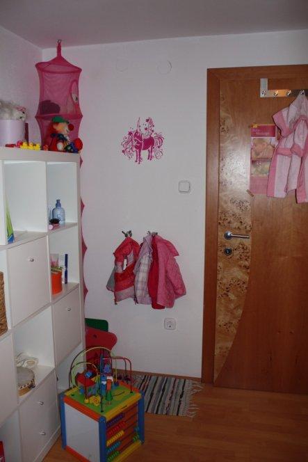 Kinderzimmer 'Zimmer unserer Prinzessin'