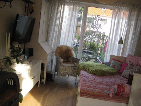 Wohnzimmer 'Chaoszentrale'