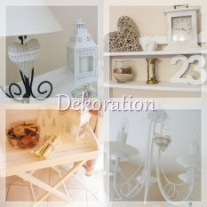 Dekoration (alte Wohnung)