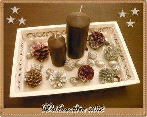 Kleines bisschen Weihnachten